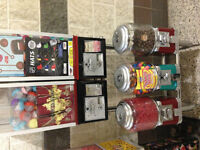 Bulk Candy and Toy Vending Machines