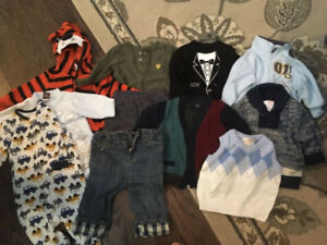 Boys 3-6 month winter clothes