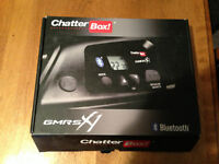 Chatterbox GMRS X1 Bluetooth