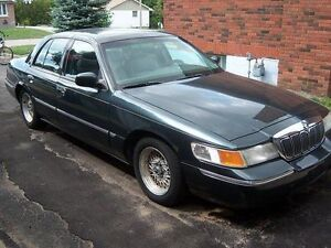 """1998 Mercury Grand Marquis L Wagon (FOR PARTS ONLY)"""""""