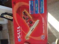 eSATA PCI Host Card