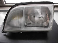 Mercedes Benz S500 Headlight 1992-1995 140 820 6561