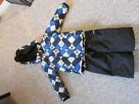 4T BOY SNOWSUIT FOR SALE