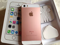 iPhone 5s 16gb rose gold ( o2 giff gaff )