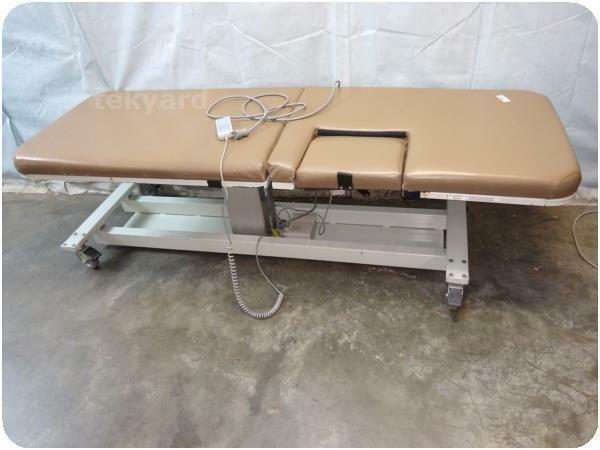 MEDICAL POSITIONING ECHO TABLE ! (245936)