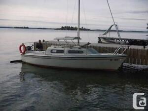 WANTED TRAILERABLE SAILBOAT