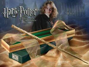 HARRY POTTER varita mágica HERMIONE GRANGER + caja colección De Ollivander