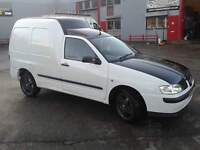 2003 SEAT INCA 1.9SDi WITH IBIZA FRONT END CONVERSION VW CADDY
