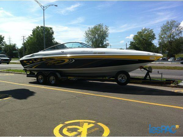 Used 2007 Baja Boats Baja Boss 275 496 H.O