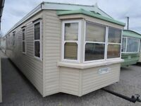 Static Caravan Atlas Mayfair Super 2002 Model Free Transport Anywhere In The UK