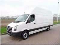 Professional & Reliable Man and Van Hire From £15ph Call for Booking