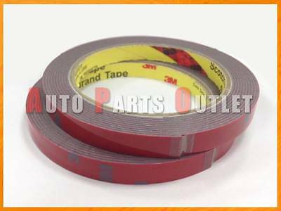 Automotive   Industrial Electronic 3M Acrylic Foam Adhesive Double Side Tape X 2