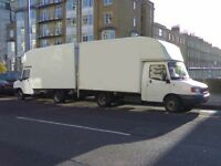 From £15 Man with Van, man and van hire, Man & van, house Removal, removal company