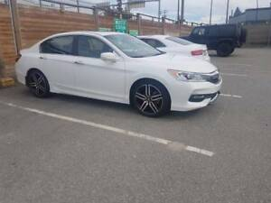 2017 Honda Accord Sport Sedan