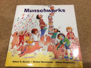 Munschworks hardcover collection