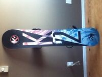 2014 K2 parkstar with sims bindings