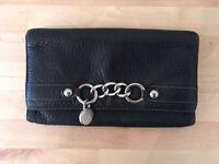 Leather Wallet Lancel