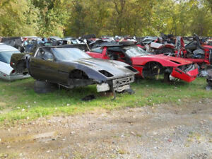 C3 C4 Corvette Parts will price match everything lots off parts