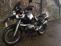 BMW Adventure R 1100 GS Motorcycle with 1 Years MOT. Looks and runs great.
