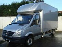 MAN AND VAN NATIONAL AND INTERNATIONAL MOVERS FURNITURE REMOVALS 24/7 SERVICE