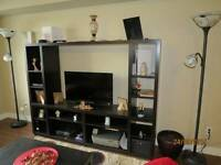 Selling 1 year old Brick wall unit