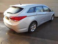 2014 Hyundai I40 1.7 Crdi Active 115 BHP Estate - DAMAGED REPAIRABLE SALVAGE