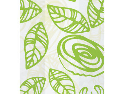 Green Cellophane (SPRING BLISS Green Leaf 4x2x9