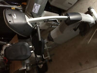 Diamondback Recumbent Exercise Bike