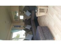**Stunning 8 berth caravan hire, with veranda 5* Haven site PRIMROSE VALLEY***