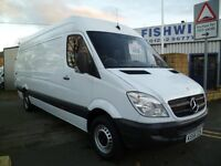 2006 too 2014 Mercedes Sprinters for breaking