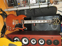 2014 Gibson SG 120th Anniversary Edition! Mint!