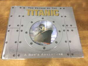 The Voyage of the Titanic Pop up Book. New in wrap
