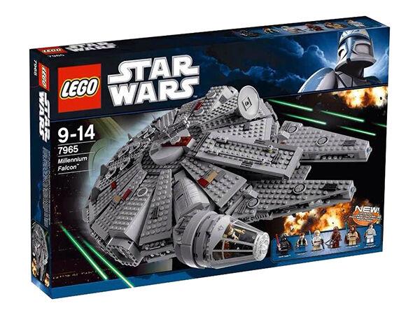 Millennium Falcon Lego Star Wars Set