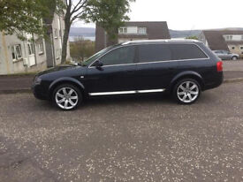 A6 Allroad Quattro best out there (swap or sell)