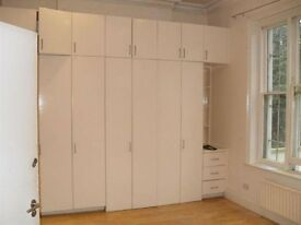 Spacious studio off Camden Road, N7