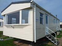 Static Caravan Dymchurch Kent 3 Bedrooms 8 Berth ABI Colorado 2008 New Beach