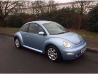 *** VOLKSWAGEN BEETLE 1.9 TDI LEATHER TRIM 1FRMR KPR*** £2475! *FINANCE+WARRANTIES*