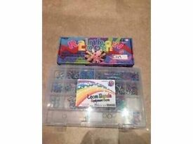 Loom Bands - Loom, Bands, Storage Box ( Original not copy)