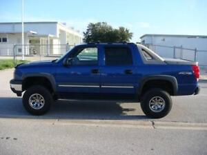 ISO Chevy Avalanche