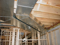 HVAC, DUCTWORK, Sheet Metal, Ventilation, Heating