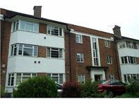 A very large double room in a flat, well furnished, a minute's walk from the Osterley Tube Station .