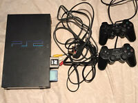 PlayStation 2 + singstar+ loads of other games