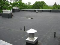 RESIDENTIAL COMMERCIAL AND INDUSTRIAL FLAT ROOFING.