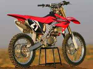Looking for honda crf250