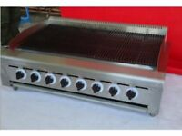 ******* Charcoal Grill For Piri Piri Chicken ****************
