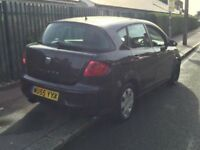 Seat Toledo full service history, 2 former keeper, 73k only, timming belt changed 08/12