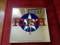 "AUTHENTIC VINTAGE RARE ""RUSH"" MIRROR"