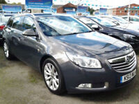 Vauxhall Insignia 2.0 CDTi [160] ecoFLEX Elite [Start Stop] (FULL LEATHER)