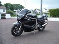 1989 SUZUKI GSX-R 750K SLINGSHOT, very low miles. Classic, Collectable and Usable Investment.