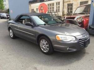 06 chrysler sebring Automatic Car convertible - moving must sell